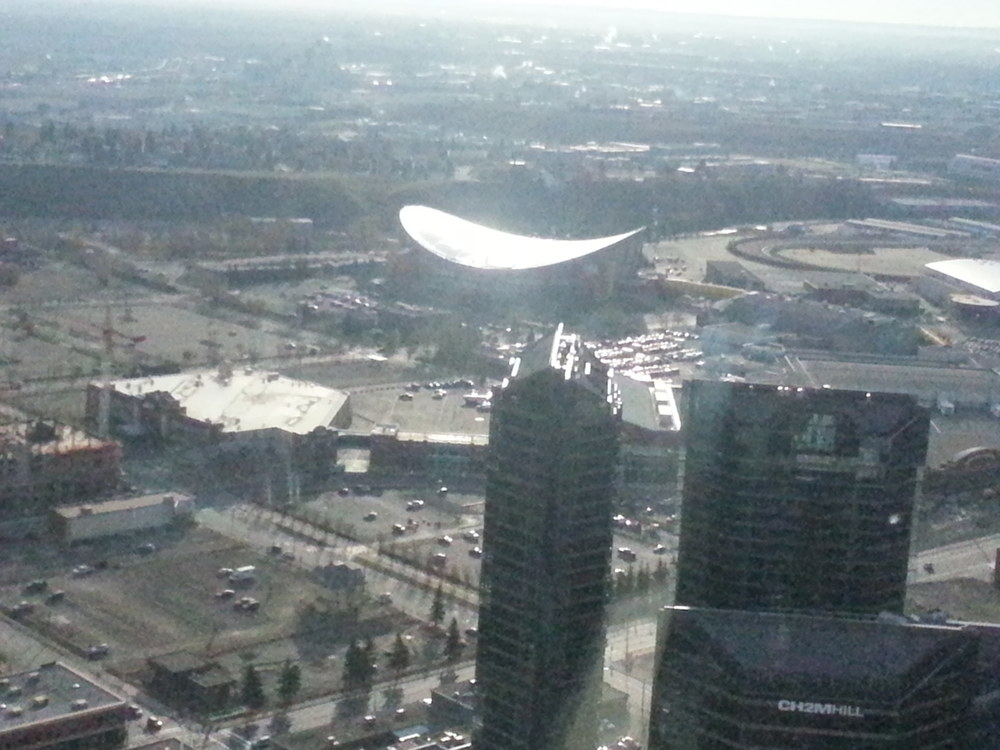 Saddle Dome Calgary