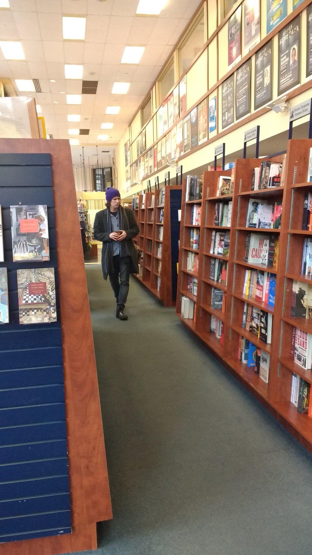 That bookshop