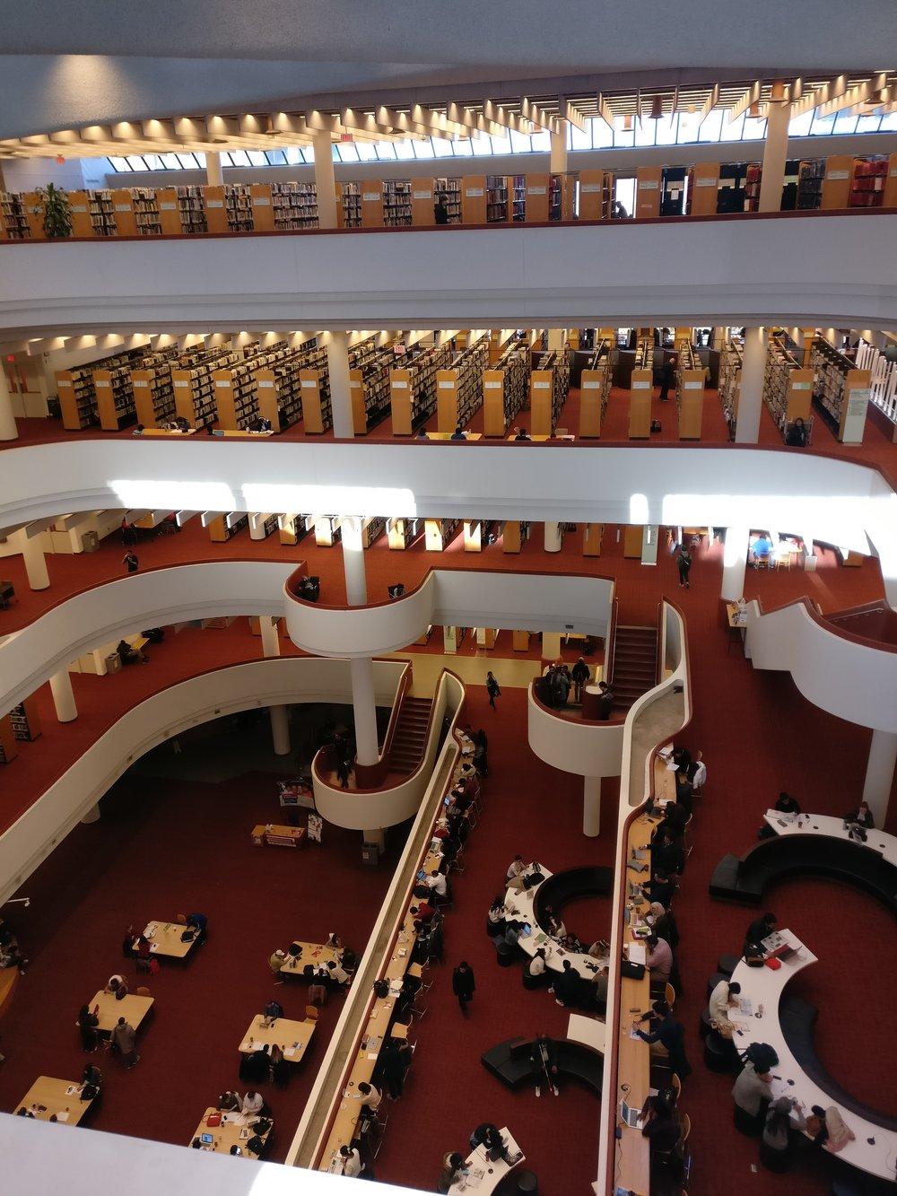 Toronto Library