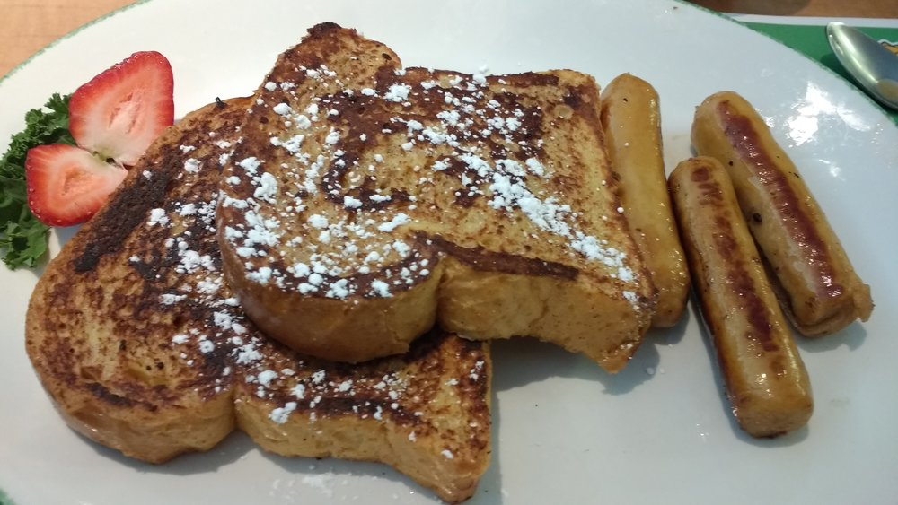 French Toast in Cora's