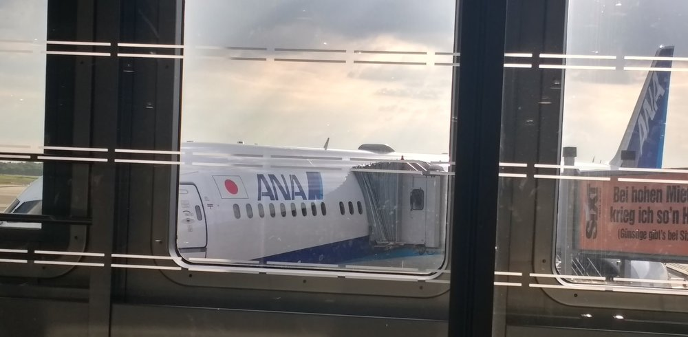 All aboard the Dreamliner