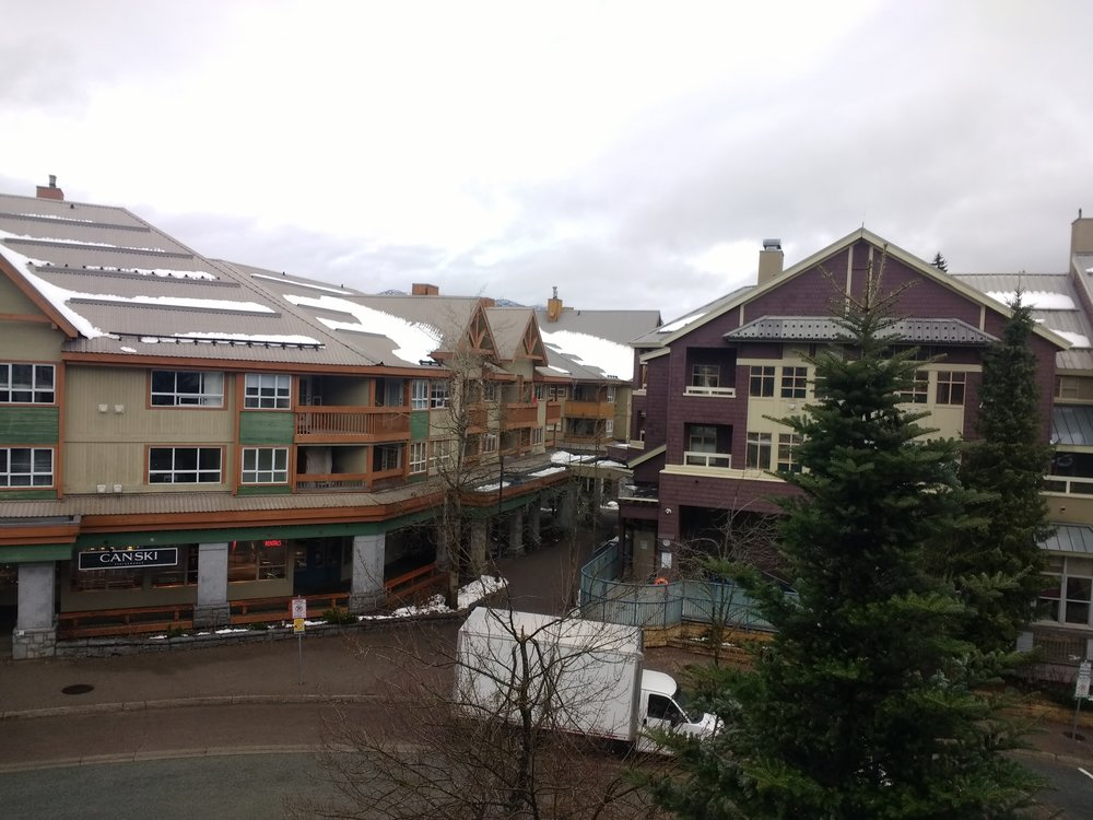 View from Summit Lodge