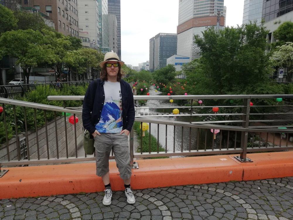 Canal (& Tim)