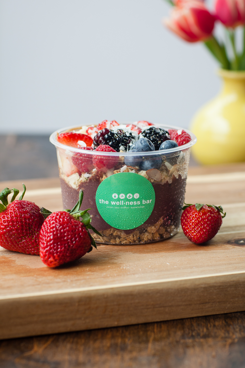 Wellness Bar Acai Bowl 3