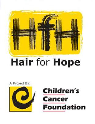 Come 28 Jul, one of us will be going for a close shave as part of the  Hair For Hope 2012  campaign to raise awareness of childhood cancer in Singapore. Leading up to the Sunday, we will be putting aside a dollar for every bag of coffee and coffee accessory sold in the shop from 16 Jul to 29 Jul. Together with all the tips collected during the period, the amount will be donated to the Children's Cancer Foundation after the hair nip. We are hoping to raise as much as possible for this good cause, so do support us by the various channels mentioned.   Oh, in case you do not recognise the barista behind the machine come 29 Jul, do continue to enjoy the cup of coffee.