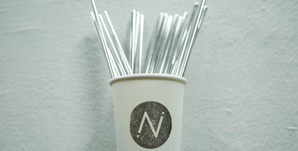 Metal straws alternative