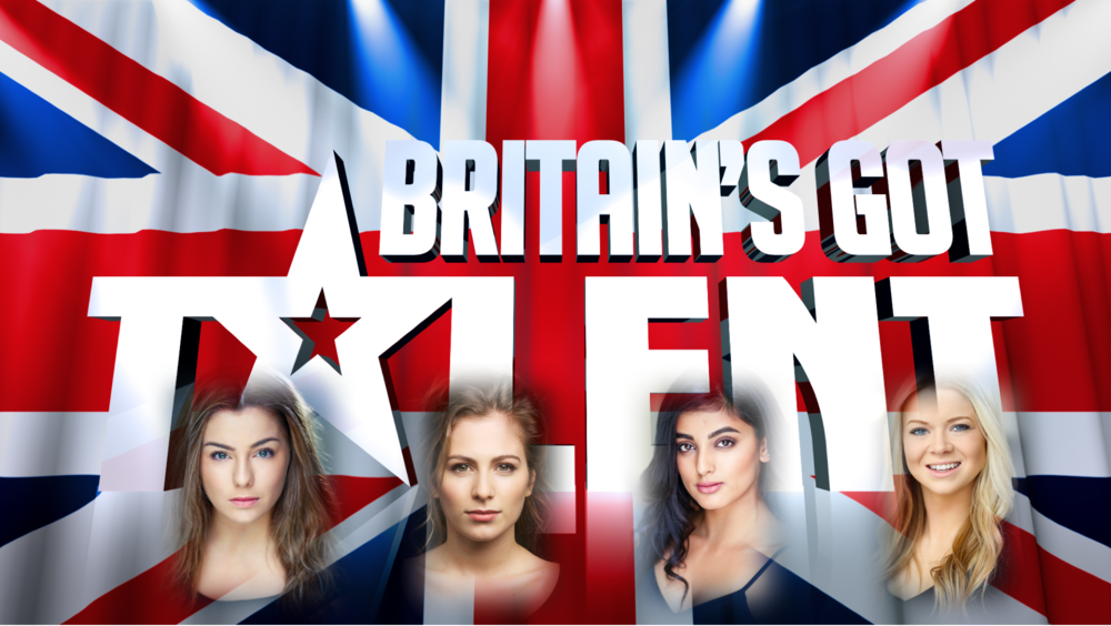 Devon Young, Stephanie Elswood, Nikita Chadha and Sarah Scally dance live for the Britain's Got Talent final