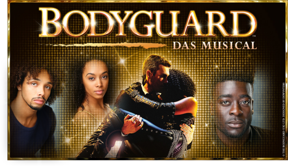 Paris Johnson, Lee Pratt and Gustave Die head to Germany to perform in The Bodyguard