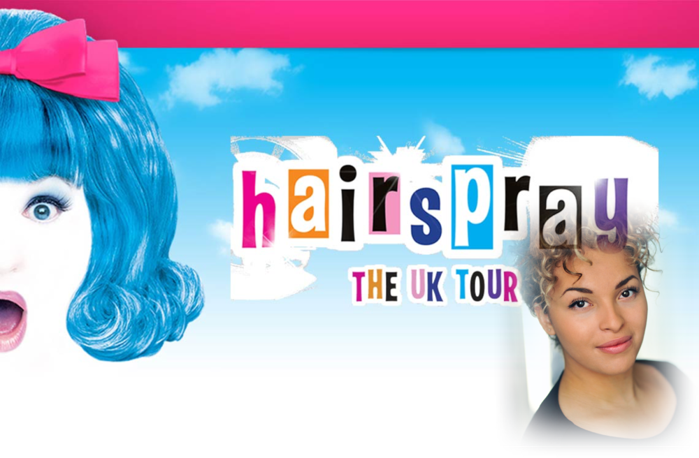 Aiesha Pease is currently touring in Hairspray as a Dynamite and understudy to Motormouth  Maybelle
