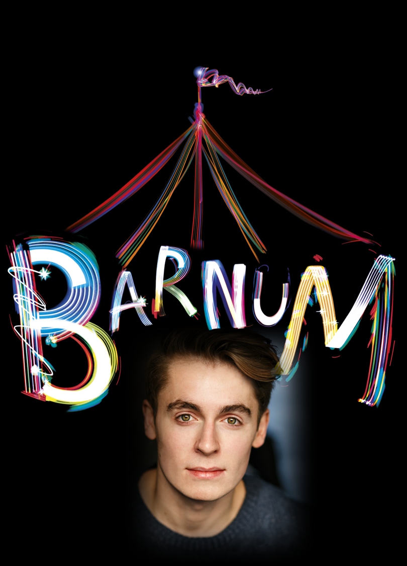 Lewis Easter joins the cast of Barnum touring the UK