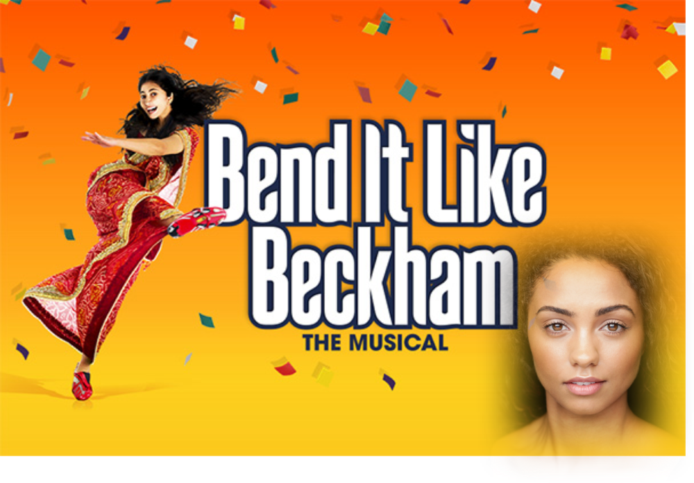 Helping to curve footballs Chloe Chambers hits the West End in new musical Bend It Like Beckham