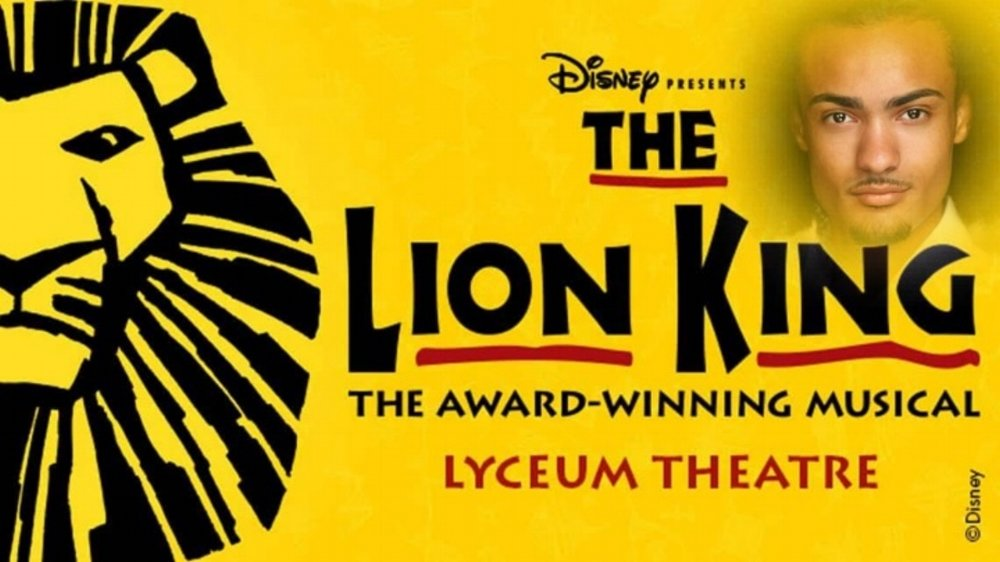 Nathan Louis-Fernand roars into the ensemble of The Lion King West End.