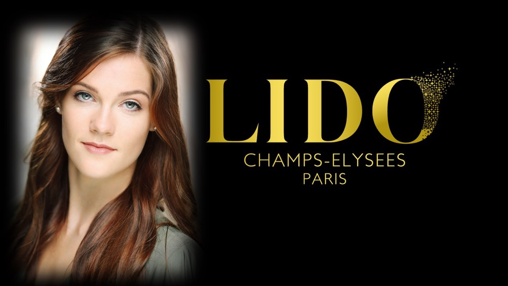LINK Urdang Client Sophie Featherstone is now appearing at Le Lido in Paris, France as showgirl BlueBell.