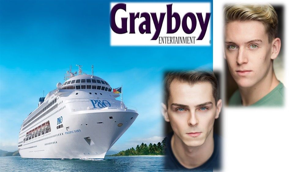 LINK PRO clients Gregory Reid and Oliver Hacker are all aboard the Pacific Eden for Grayboy Entertainment!