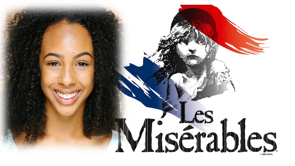 Tegan Bannister has started in Les Miserables in the West End today, as Ensemble and 2nd Cover Eponine.