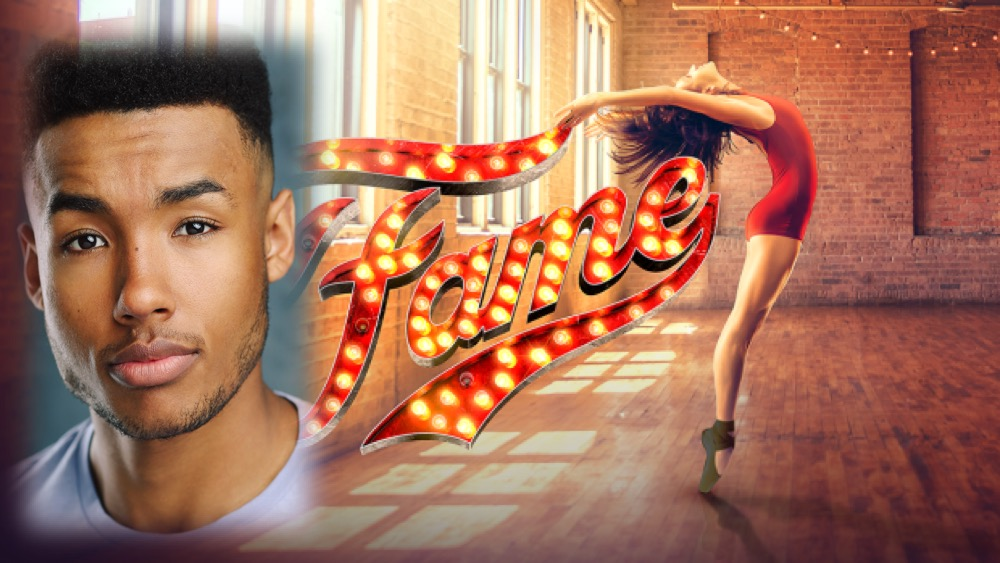 Link Urdang graduate, Ike Fallon has started in the Fame UK Tour as Swing and Understudy Tyrone.