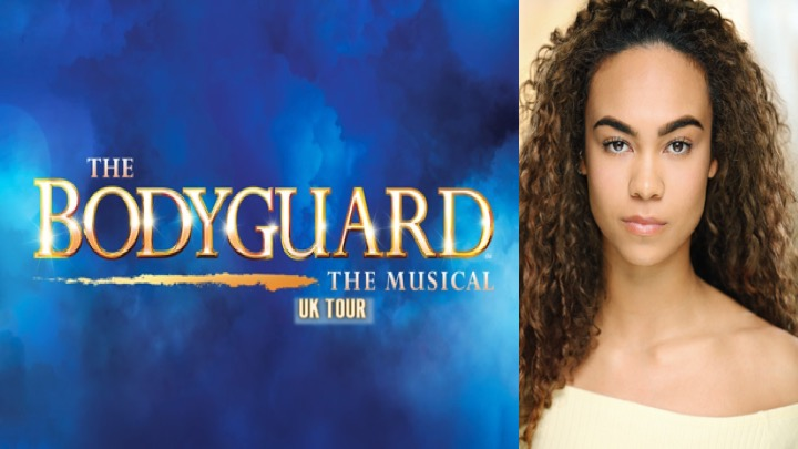 LINK Urdang graduate Holly Liburd is now appearing in The Bodyguard The Musical UK Tour as Ensemble/Backing Vocals.