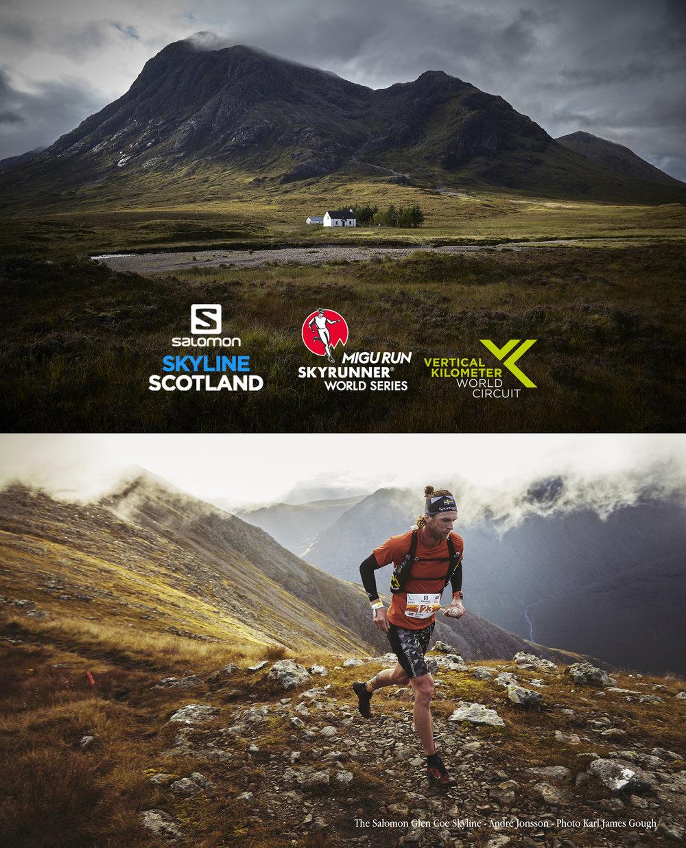skyrunning glencoe scotland