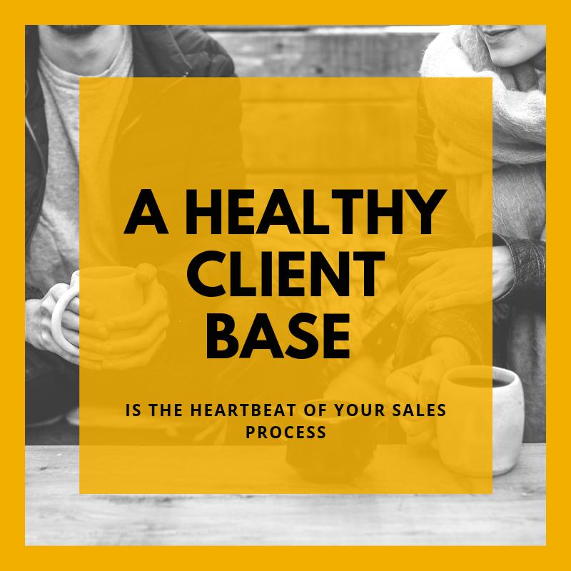 healthy sales process