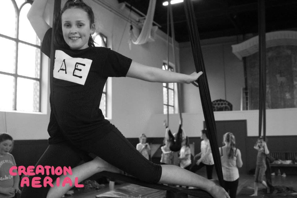Aerial Youth! - SATURDAYS in 2018EXPRESS YOUR INTEREST HERE!
