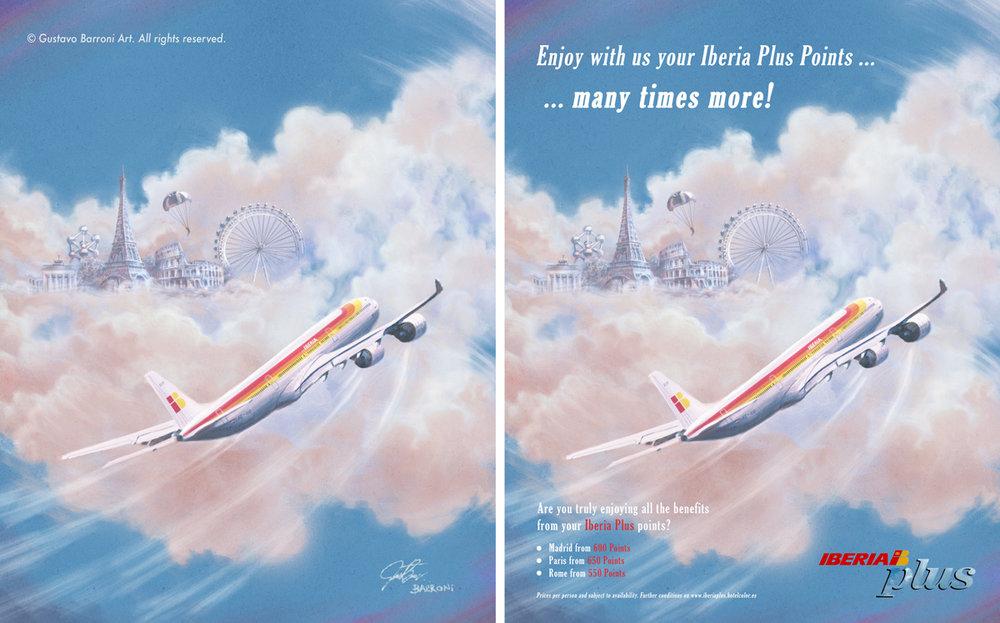 Iberia Plus - Client work