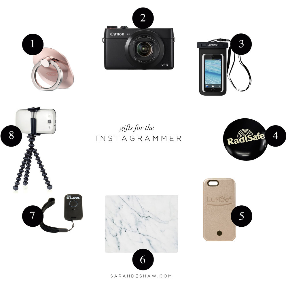 gifts for the instagrammer