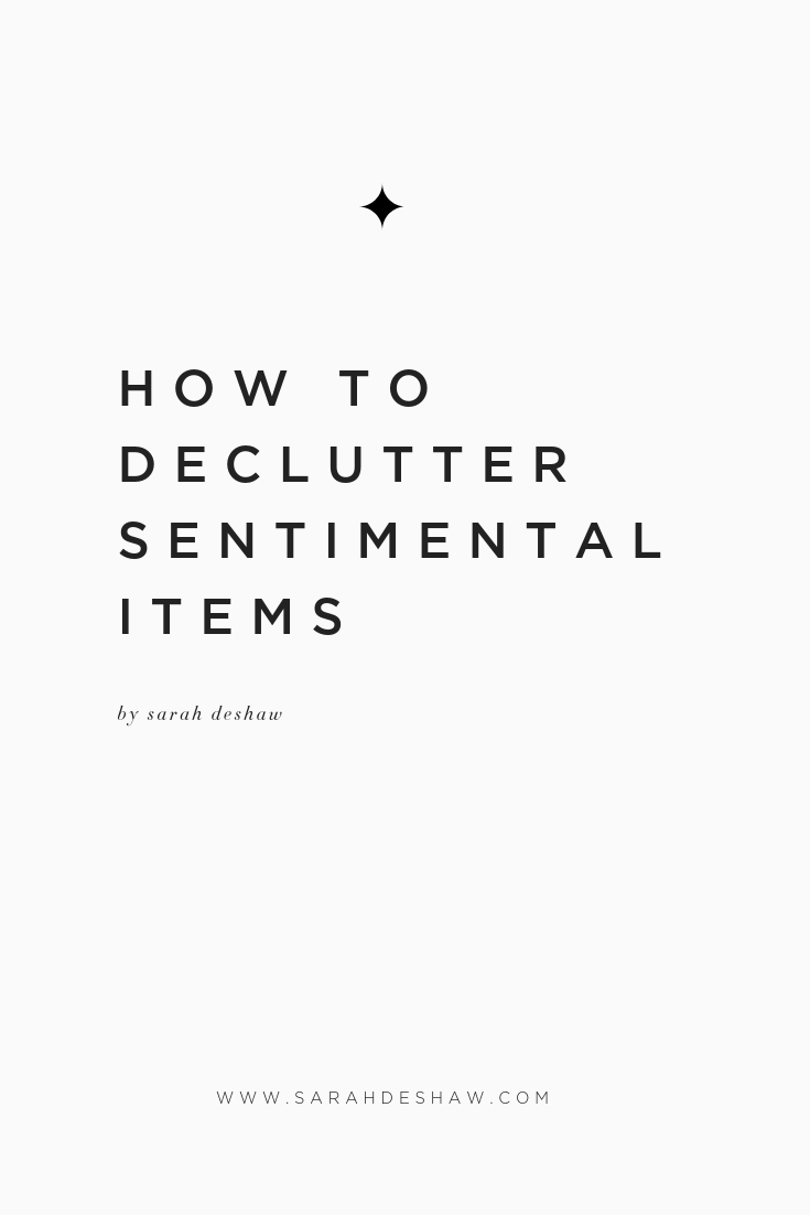 HOW TO DECLUTTER SENTIMENTAL ITEMS.png