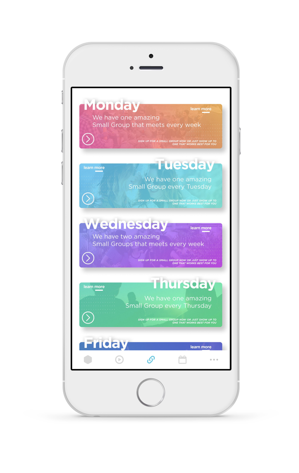 - The weekdays can be just as good as the weekend.The Refuge App goes with you
