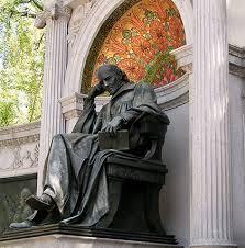 Dr. Samuel Hahnemann               Monument
