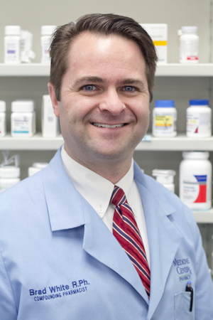Pharmacist Brad White R.Ph.