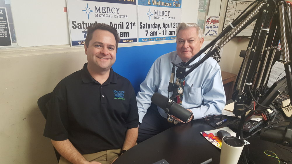 Brad and Paul White, registered pharmacists, discuss supplements, vaccines and share tips for what to keep in your medicine cabinet this spring.