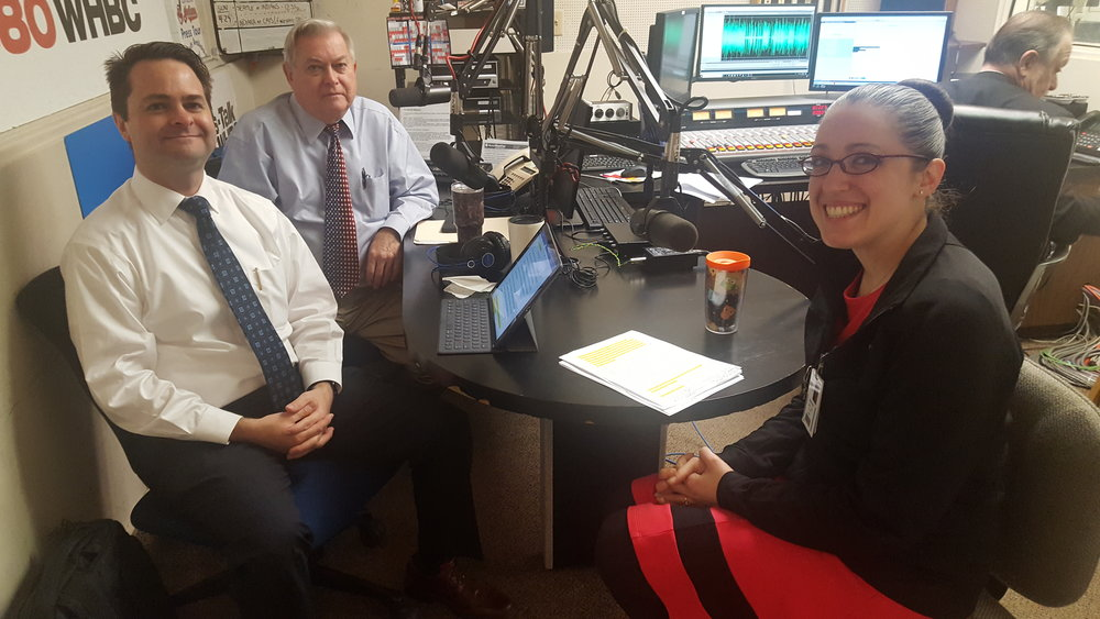 Dr. Heather Minto discusses children's allergies and more with Brand and Paul White..jpg