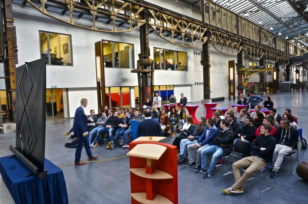 Waar:  ROC van Twente   Wanneer:  2013 - heden (jaarlijks)