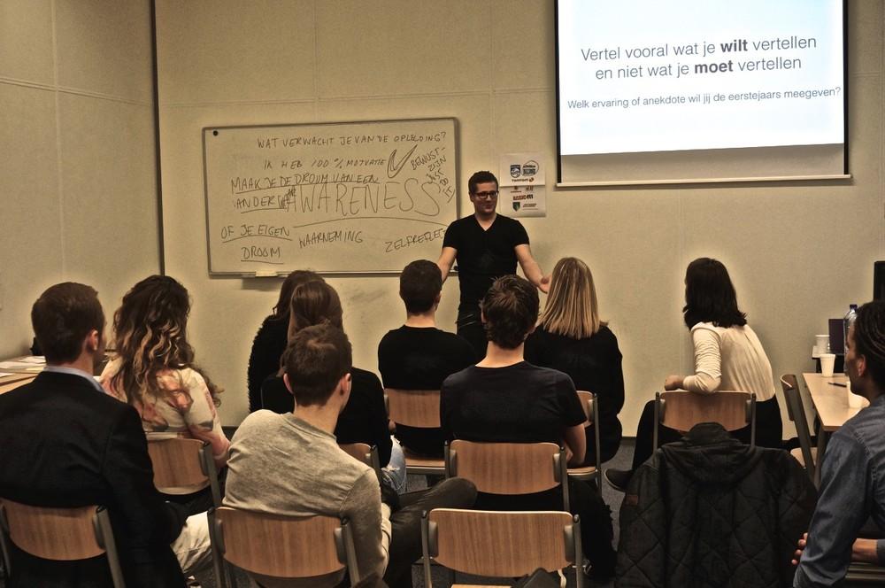 Waar:  Hogeschool van Amsterdam   Wanneer:  2013 - 2017