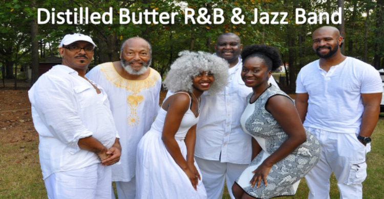 Distilled Butter Band