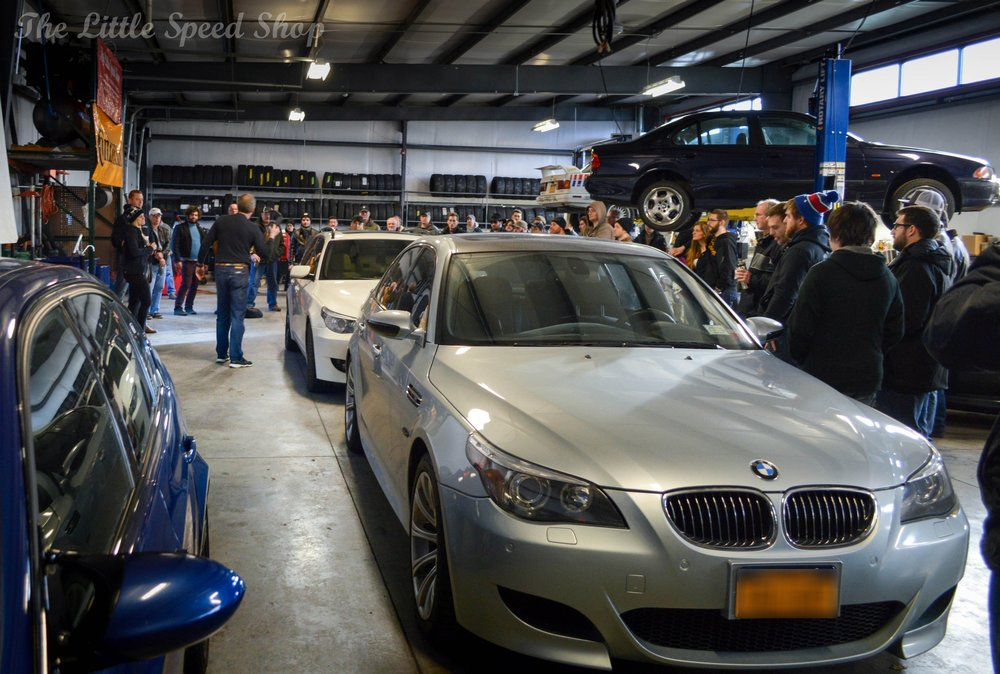 Cars And Coffee Rochester Winter Series The Little Speed Shop - Rochester car show