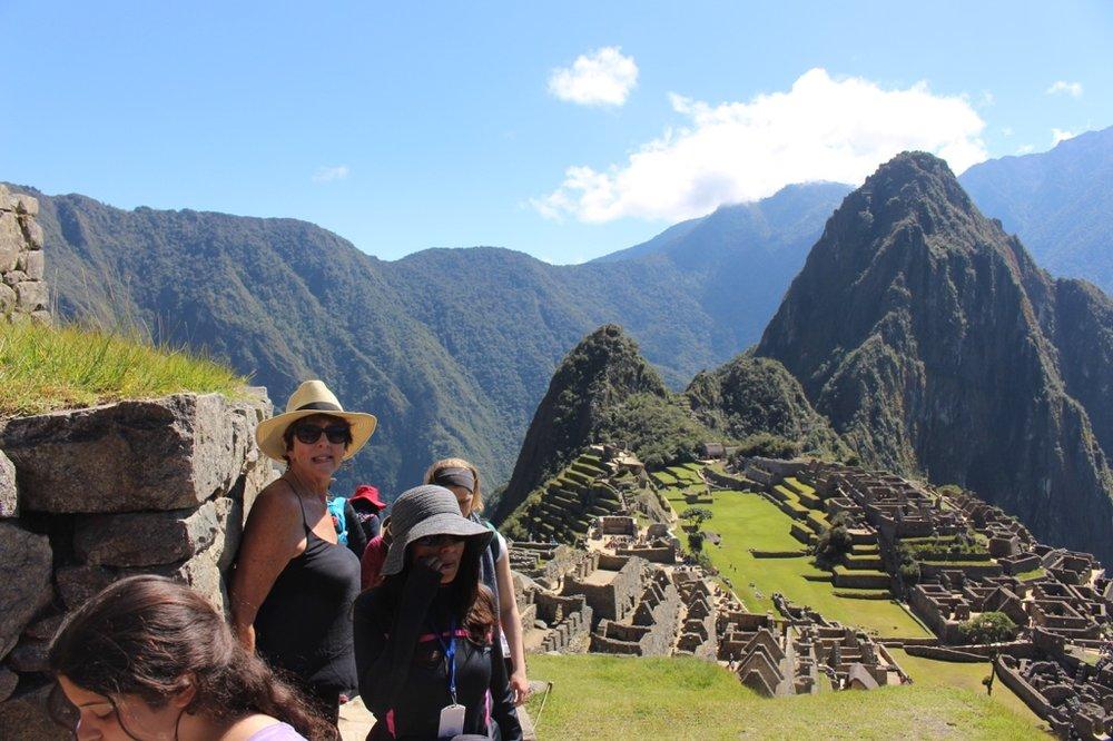 Machu Picchu, June 2015