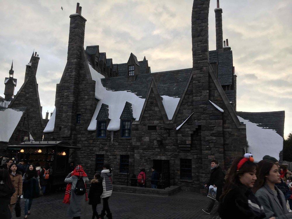 Harry Potter Area in USJ 2.jpg