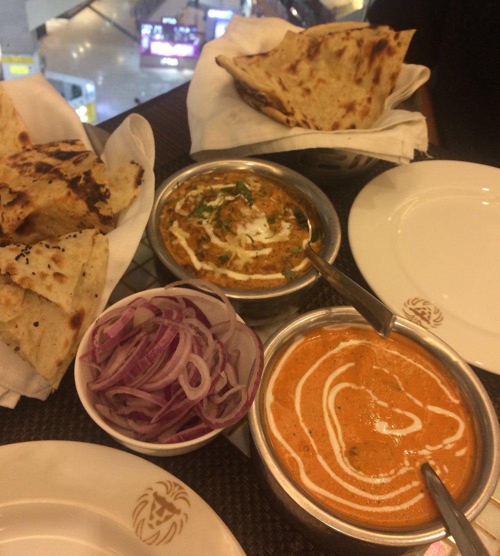 Madrid India Punjab Grill.JPG