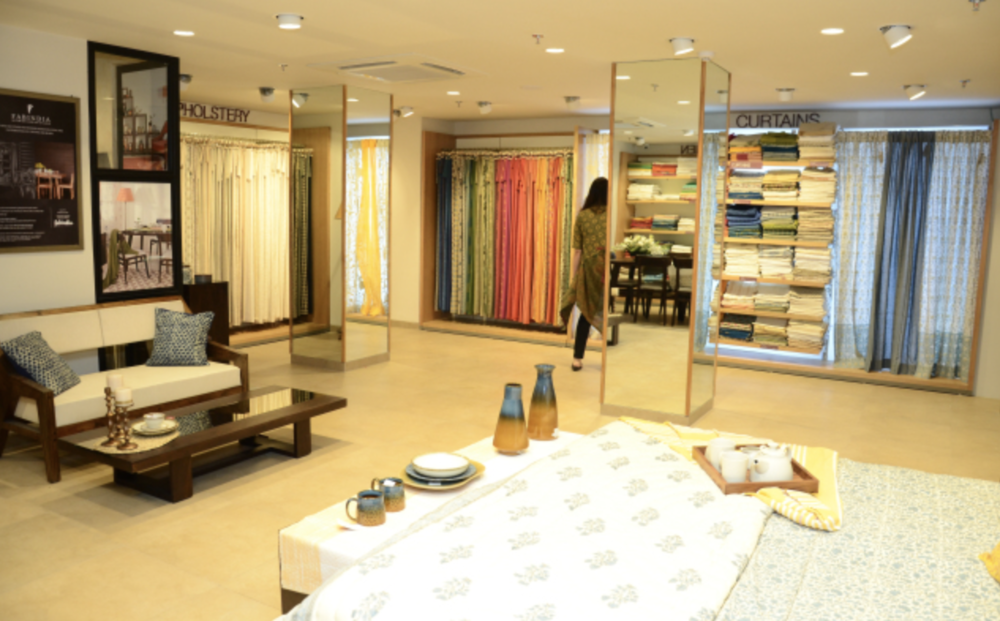 Fabindra Retail Concept