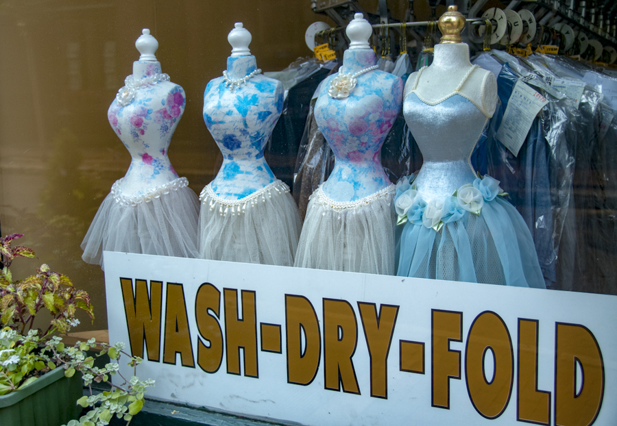 Wash-Dry-Fold