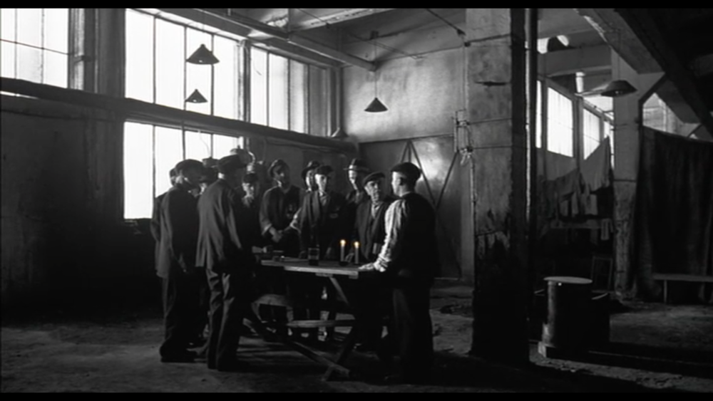 Schindler's List  uses every available tool in film. From the subtle to the totemic, each frame of  Schindler's List  seems like a deliberate choice on the part of the filmmakers.