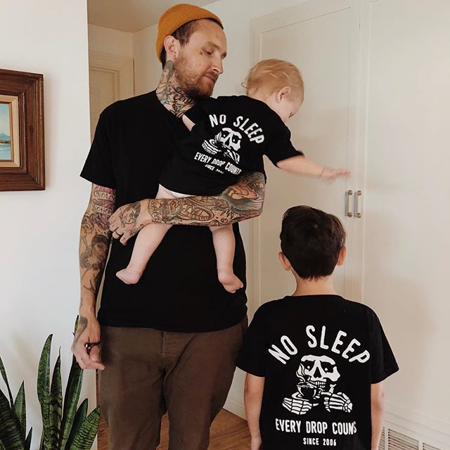 Got the kids some new threads. Would you want one for your lil ones?