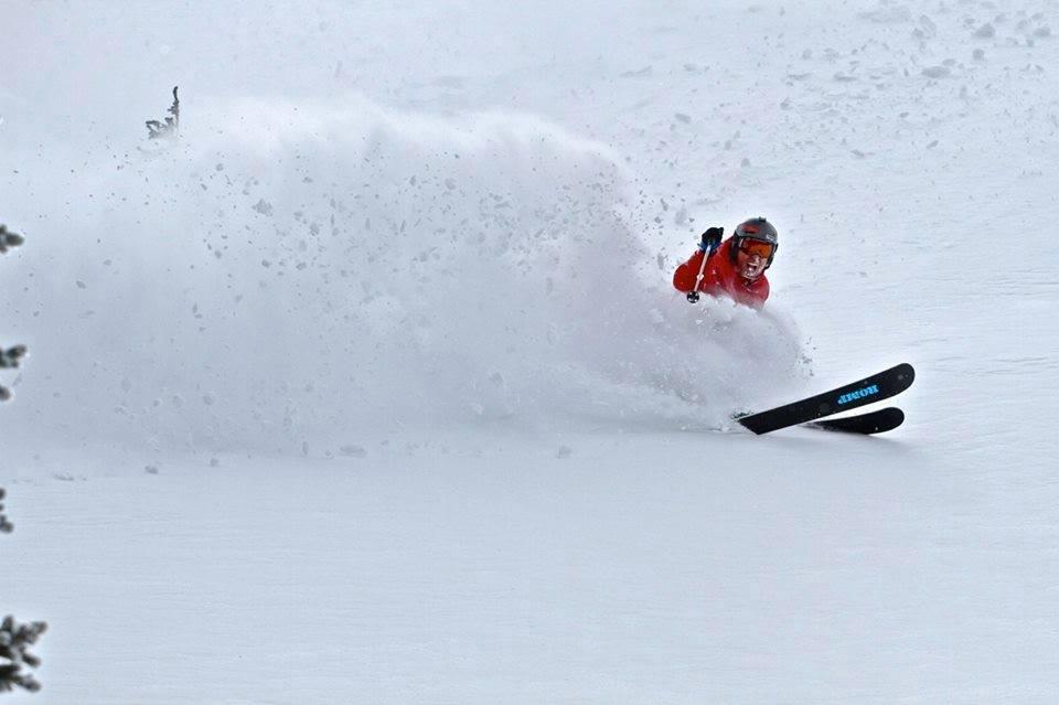 handmade skis - Romp Skis