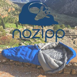 Nozipp Sleeping Bags 15% OFF