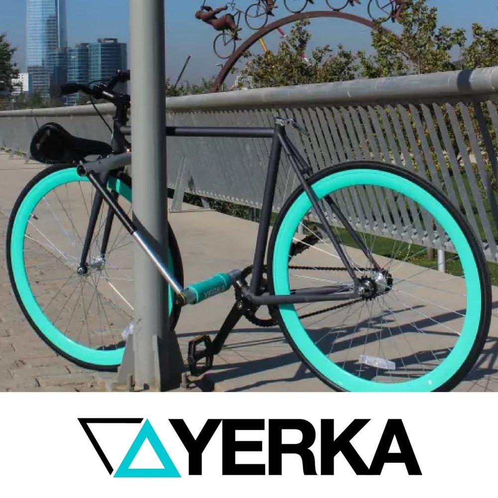 Yerka Bikes 15% OFF
