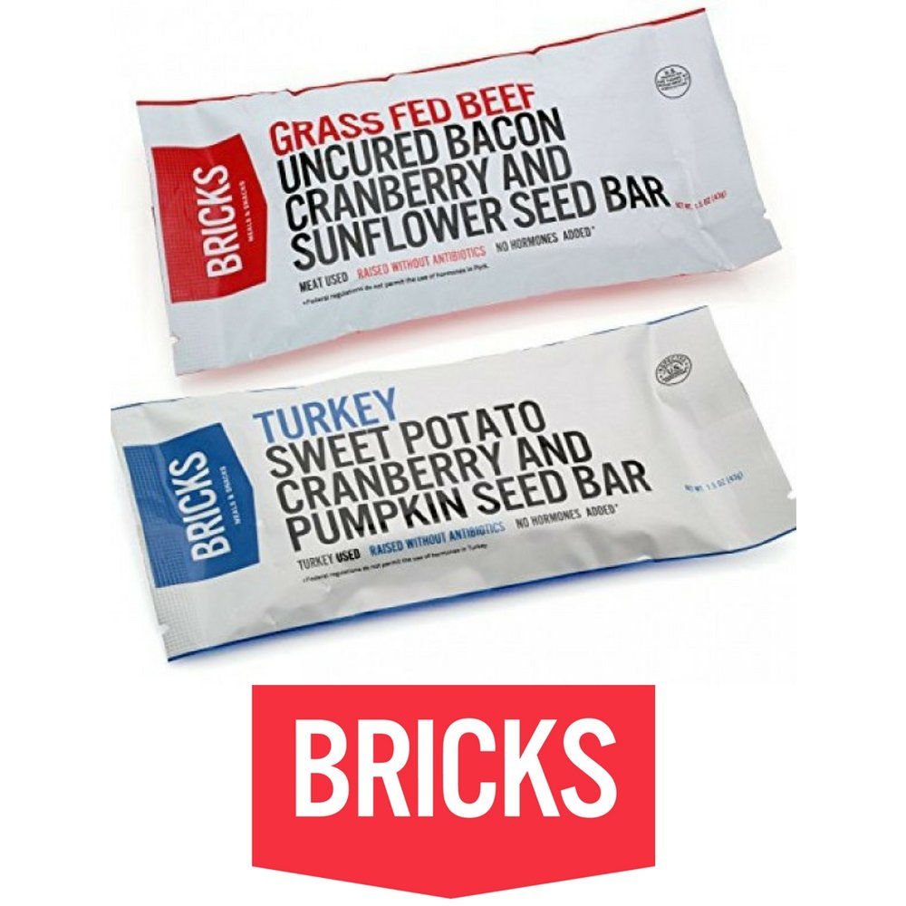 Bricks Bars 25% OFF