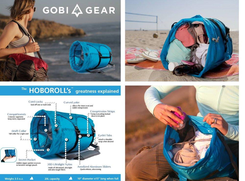 Gobi Gear hoboroll