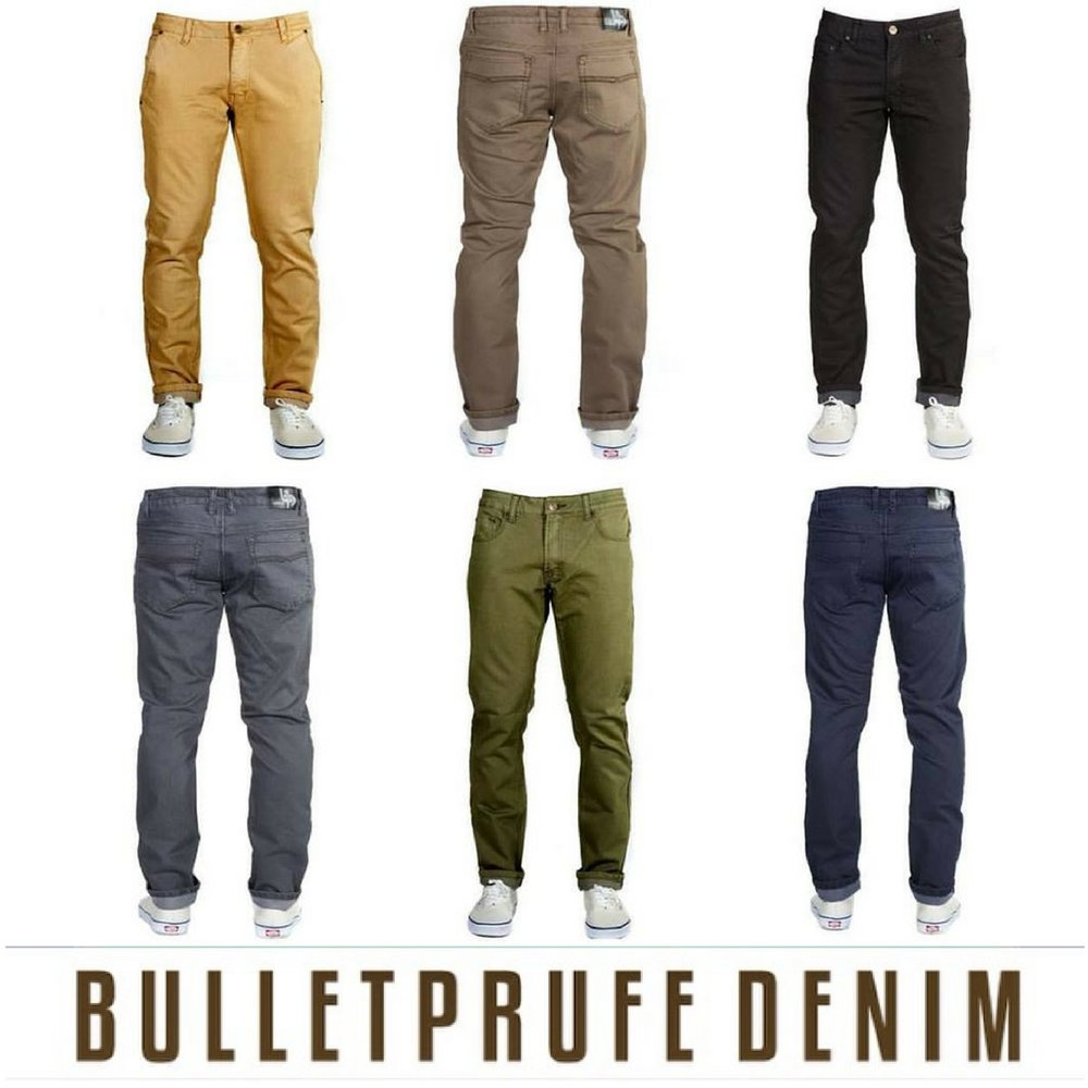 Bulletprufe Denim 25% OFF