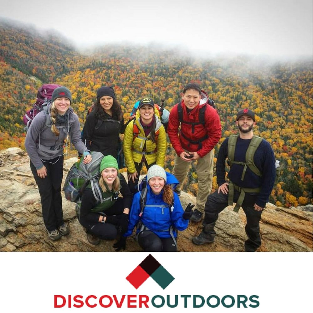 Discover Outdoors 20% OFF all trips